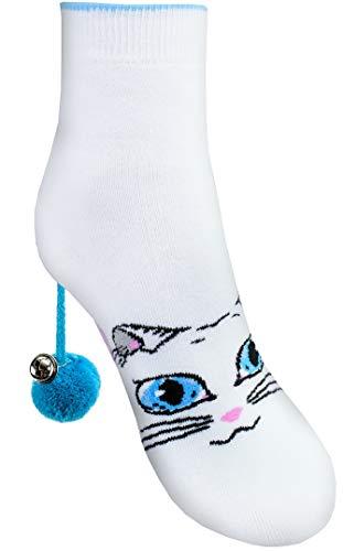 Katzenspiel-Socken