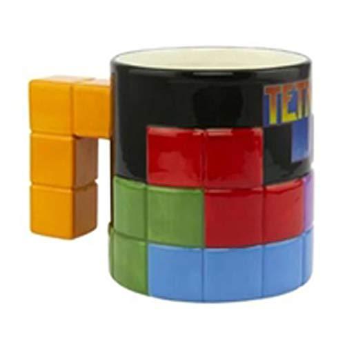 Tetris-Tasse