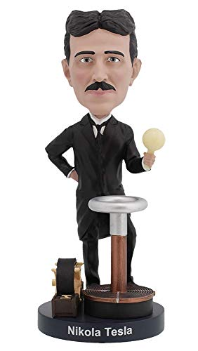 Nikola Tesla-Figur