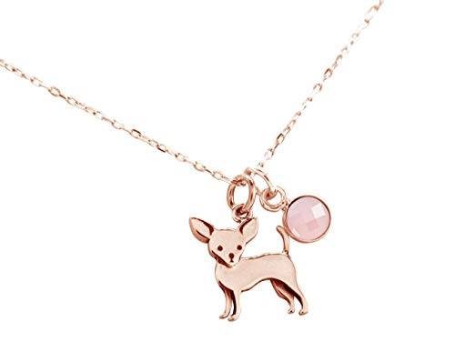 Chihuahua-Halskette