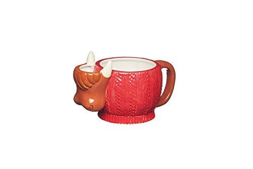Wuschelrind-Tasse