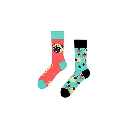Mops-Socken