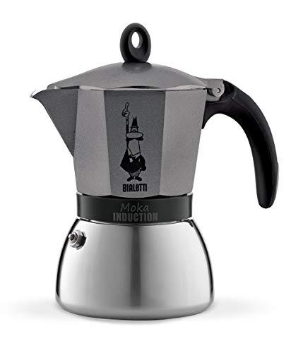 Espressokocher für's Induktionsfeld