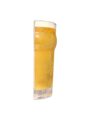 Trink die Hälfte