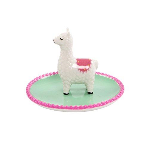 Lama-Schmuckteller