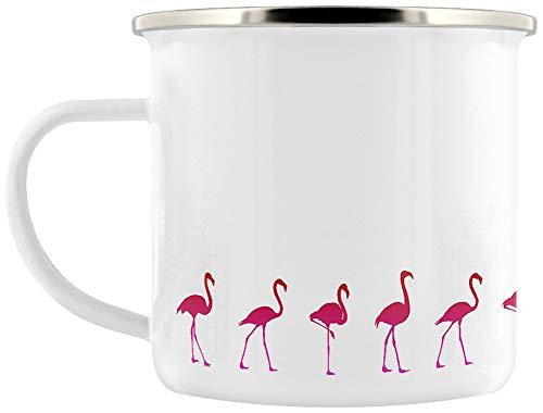 Flamingo-Becher