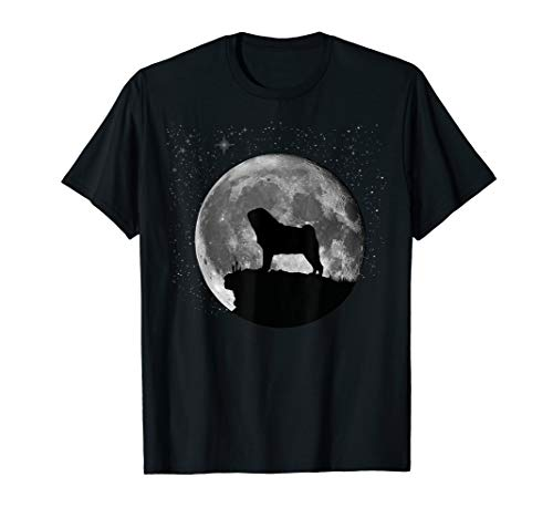 Mops-Shirt