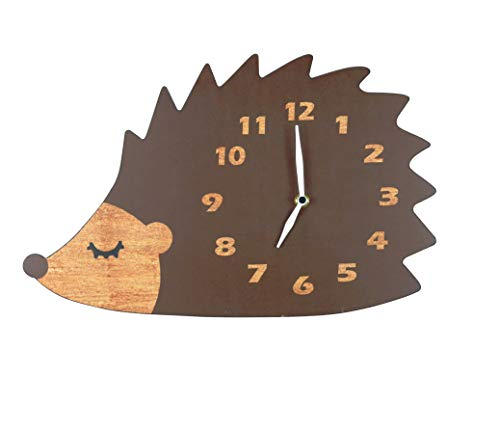 Hedgehog o'clock!