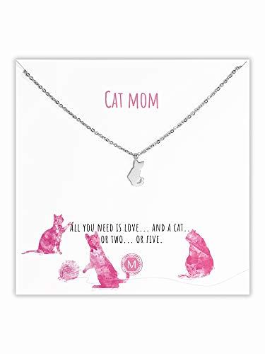 Katzen-Halskette