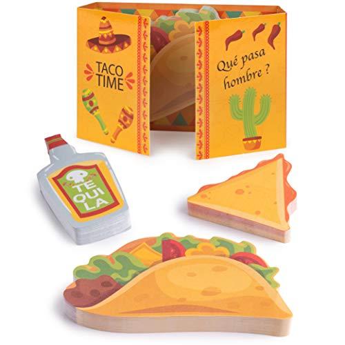 Taco-Haftnotizen