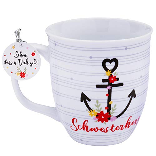 Schwesterherz-Tasse