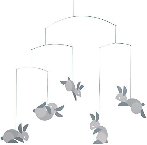 Kaninchen-Mobile