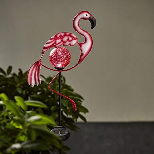 Flamingo-Solarleuchte