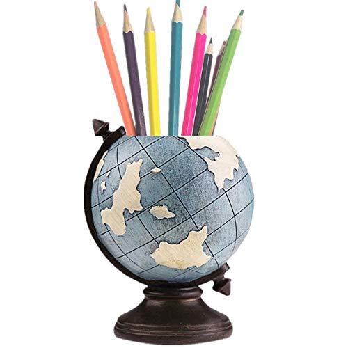 Die Welt auf dem Schreibtisch