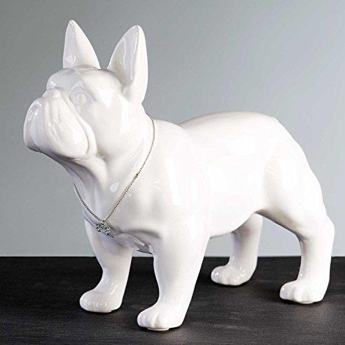 Keramik-Frenchie
