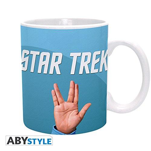 Live long and prosper-Tasse