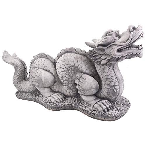 Drachen-Dekofigur