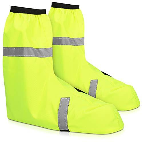 Regenschutz-Überschuhe für Radfahrer
