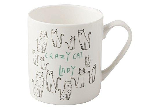 Tasse 'Crazy Cat Lady'