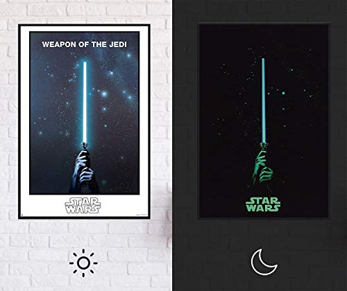 Glow in the Dark-Poster