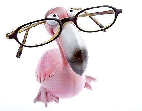Flamingo-Brillenhalter