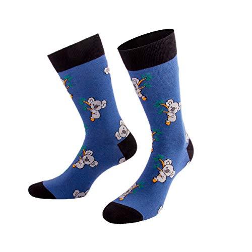 Sprechblasen-Socken