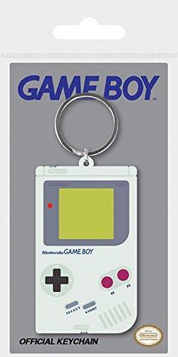 Gameboy-Schlüsselanhänger