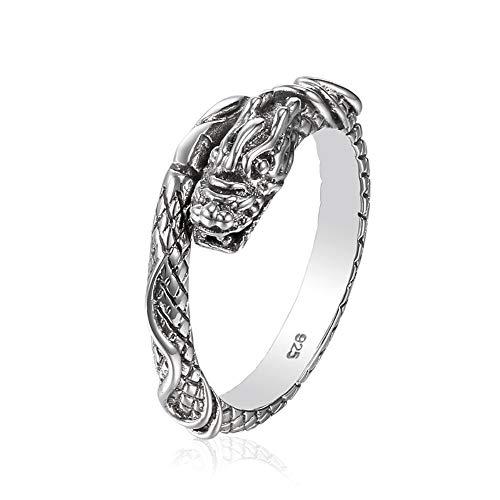 Drachen-Ring Unisex