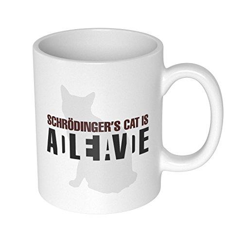 Schrödingers Katze-Tasse