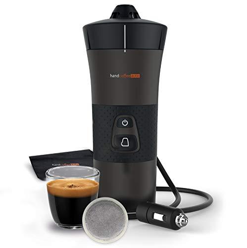 Espresso im Auto