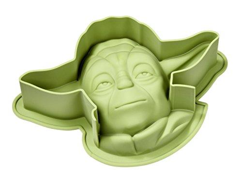 Yoda-Silikonbackform
