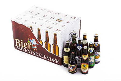 Bayerischer Bier-Adventskalender