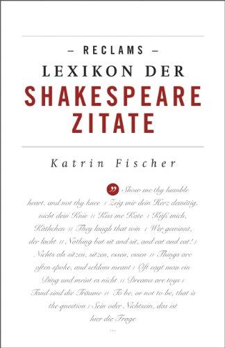 Lexikon der Shakespeare-Zitate