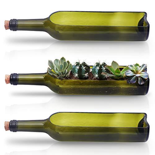 Flaschen-Pflanztöpfe