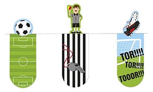 Fußball-Lesezeichen
