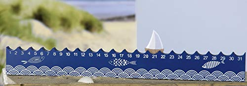 Maritimer Tischkalender