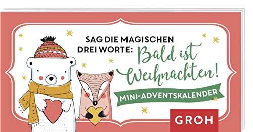 Mini-Adventskalender von GROH