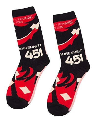 Socken für Bücherfreunde