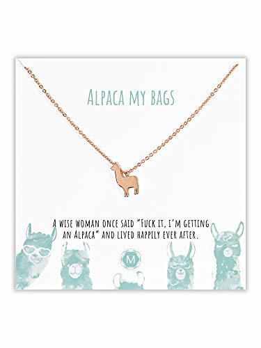 Alpaka Halskette