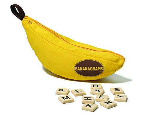 Bananagrams Wortspiel