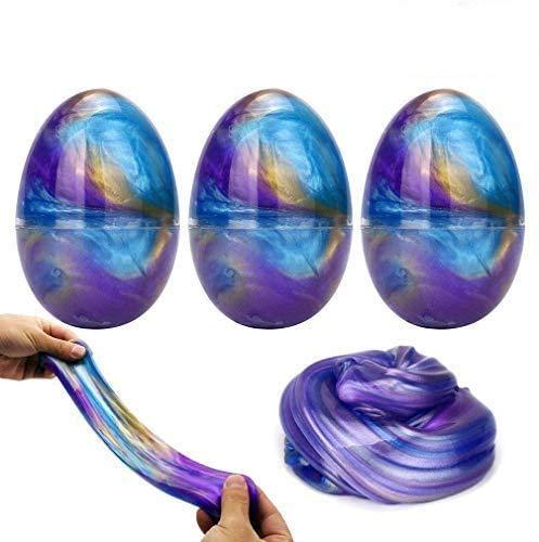 Galaxie-Schleim im Ei
