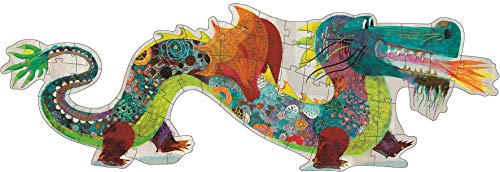 XL-Drachenpuzzle