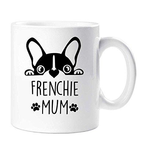 Frenchie Mum-Tasse