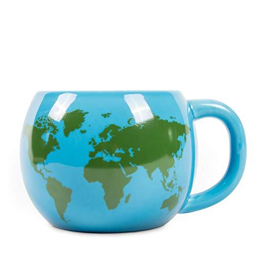 Globus-Geschenktasse