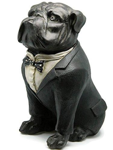 Bulldog-Dekofigur