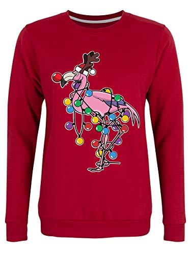 Flamingo-Ugly Sweater