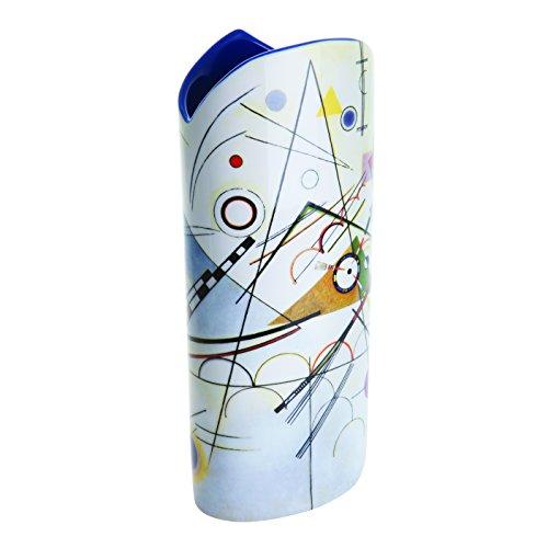 Keramik-Blumenvase