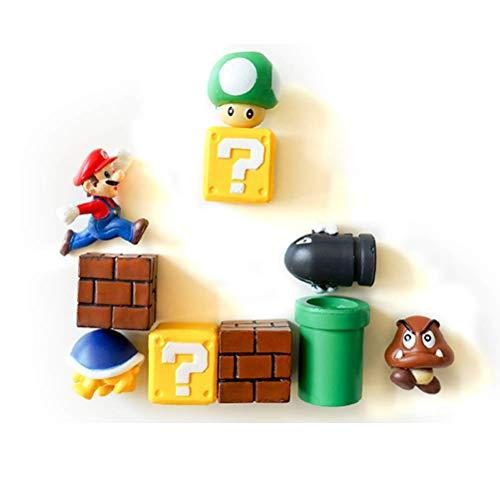 Super Mario-Magnete