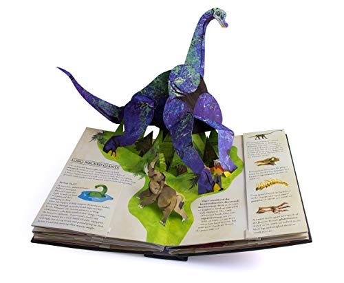 Dino-Pop Up-Buch