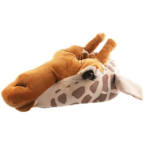 Giraffen-Hausschuhe